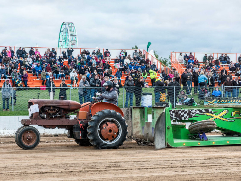 Erin Fair - Truck and Tractor Pulls & Antiques