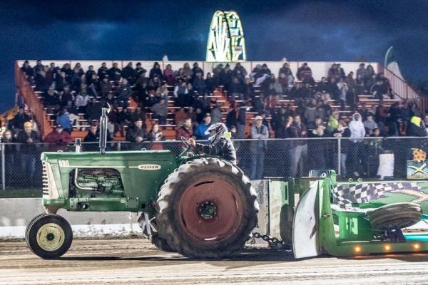 Erin Fall Fair - Truck & Tractor Pulls
