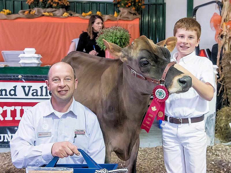 Erin Fair - Livestock Exhibits & Shows