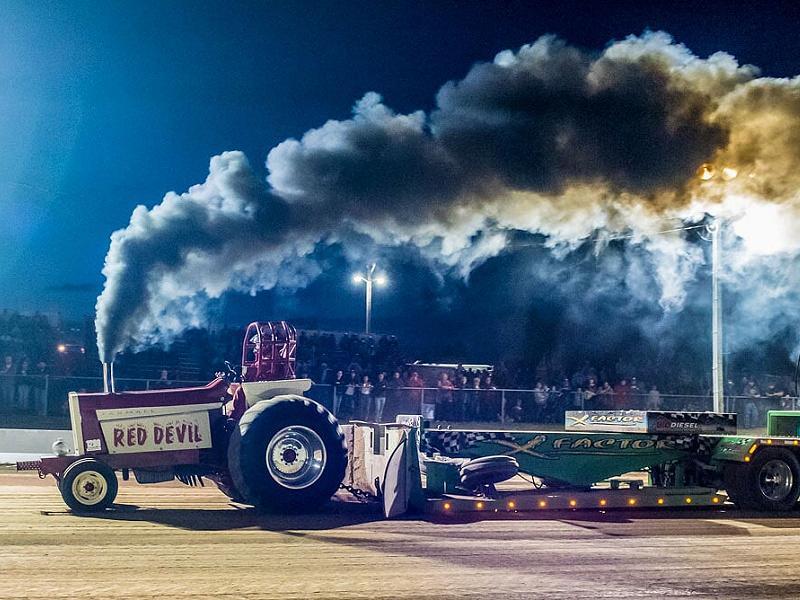 Erin Fair - Truck & Tractor Pulls