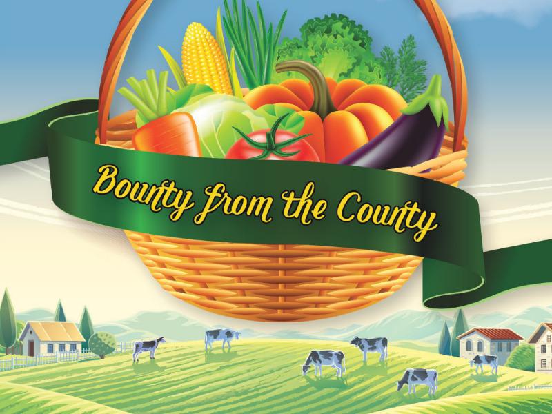 Erin Fair - Bounty from the County