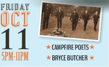 Bryce Butcher, Campfire Poets