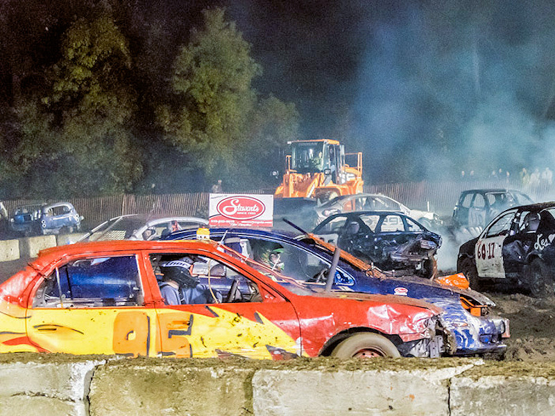 Erin Fair - Demolition Derby