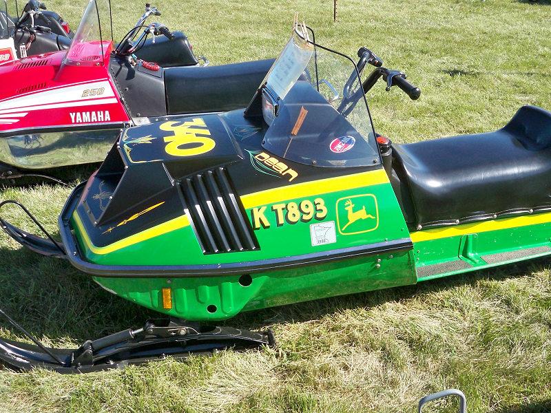 Antique Snowmobile Show & Shine