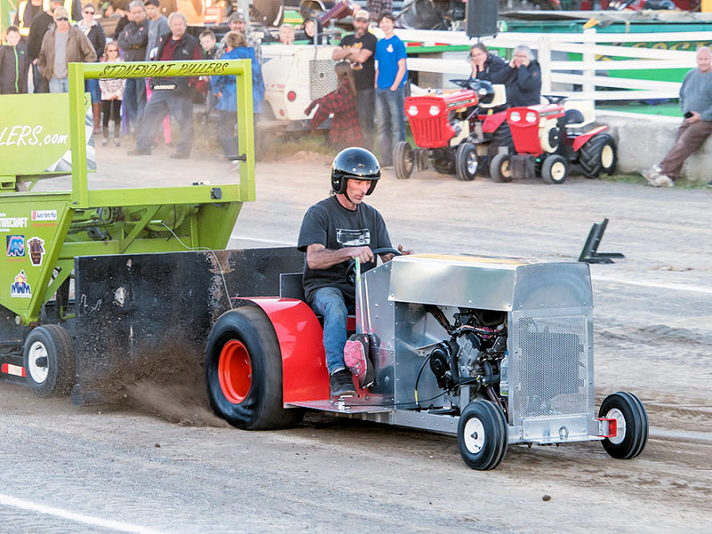 Lawn & Garden Tractor Pull