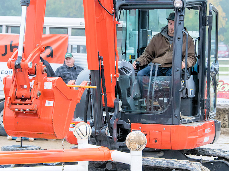 Excavator Rodeo