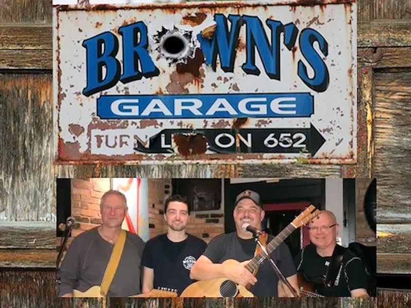 Browns Garage